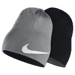 Трикотажная шапка Nike Golf ReversibleТрикотажная шапка Nike Golf Reversible обеспечивает первоклассную защиту от холода, позволяя создавать два разных образа.<br>