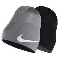 <ナイキ(NIKE)公式ストア> ナイキ ゴルフ リバーシブル ニット帽 856784-010 ブラック画像