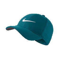 Бейсболка для гольфа Nike Legacy 91 PerforatedБейсболка для гольфа Nike Legacy 91 Perforated отводит влагу и обеспечивает комфорт.<br>