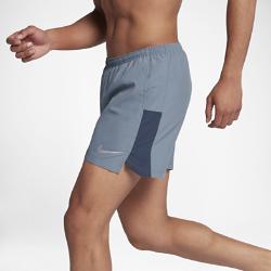 Мужские беговые шорты Nike Flex 12,5 смМужские беговые шорты Nike Flex 12,5 см из эластичной влагоотводящей ткани с легкой дышащей подкладкой обеспечивают поддержку и комфорт.<br>