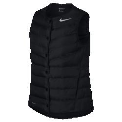 Женский жилет для гольфа Nike AeroLoftЖенский жилет для гольфа Nike AeroLoft помогает поддерживать комфортную температуру тела в переменчивую погоду на поле и за его пределами.<br>