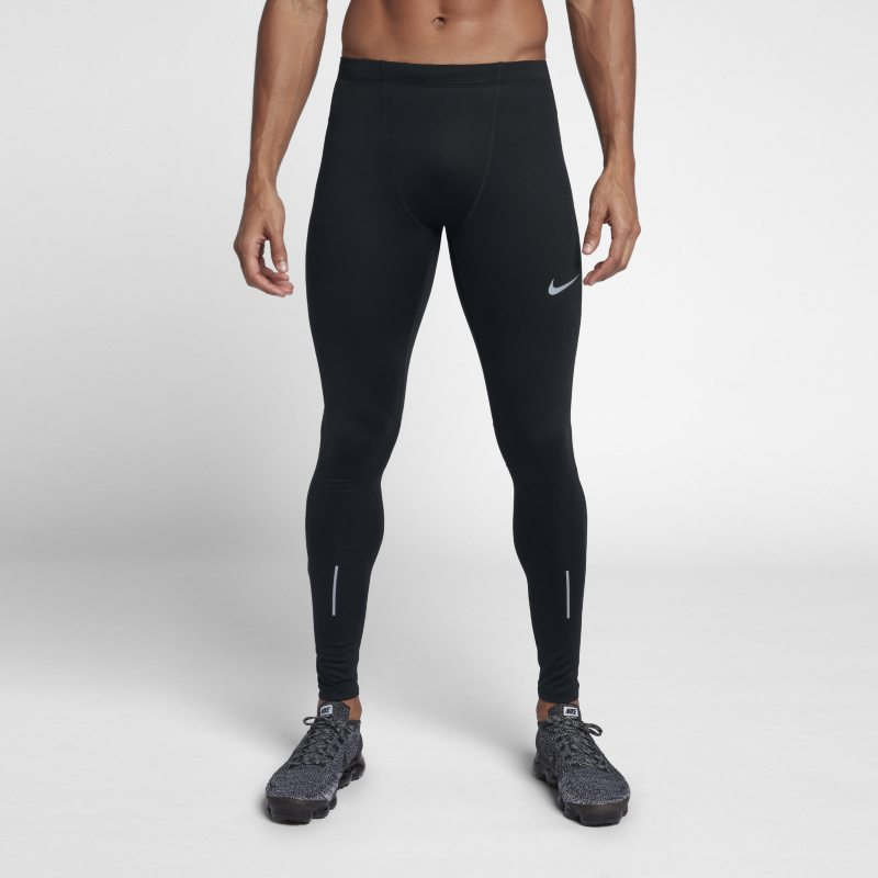 Nike Run Mallas de running de 72 cm - Hombre - Negro