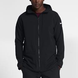 Мужская баскетбольная куртка Nike LeBronФУНКЦИОНАЛЬНОСТЬ ДЛЯ ИГРЫ НА УЛИЦЕ. ФИРМЕННЫЙ СТИЛЬ.  Мужская баскетбольная куртка Nike LeBron, дизайн которой вдохновлен повседневным стилем Леброна, защищает от непогоды благодаря первоклассным водоотталкивающим материалам, удлиненной нижней кромке и двусторонней молнии.  Гибкость и комфорт  Эластичная ткань Nike Flex не ограничивает движений, помогая достигать высоких результатов.  Отведение влаги  Водоотталкивающее покрытие защищает от моросящего дождя. Удлиненная нижняя кромка обеспечивает защиту и тепло на площадке и на трибунах.  Свобода движений  Рукава покроя реглан обеспечивает свободу движений во время бросков, пассов и подборов.<br>