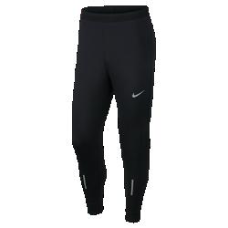 Мужские беговые брюки Nike PhenomМужские беговые брюки Nike Phenom из мягкой влагоотводящей ткани, которая тянется во всех направлениях, обеспечивают свободу движений на самых длинных дистанциях. Свободный крой в верхней части сужается к низу, создавая более обтекаемый силуэт для комфорта и стильного вида.<br>
