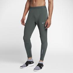 Мужские беговые брюки Nike SwiftМужские беговые брюки Nike Swift позволяют ощущать комфорт, когда ты выходишь на пробежку, занимаешься повседневными делами или встречаешься с друзьями. Легкие эластичные материалы повторяют движения тела и отводят влагу, обеспечивая длительный комфорт. Зауженные штанины можно завернуть, чтобы создать яркий современный образ.<br>