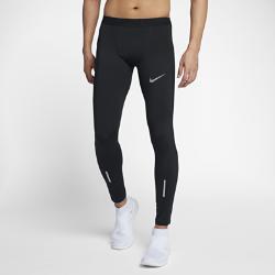 Мужские беговые тайтсы Nike Tech 72 смМужские беговые тайтсы Nike Tech 72 см из сверхэластичной поддерживающей ткани со вставками из сетки обеспечивают охлаждение во время бега.<br>