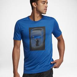 Мужская баскетбольная футболка Nike Dry KD Freq FlyerМужская баскетбольная футболка Nike Dry KD Freq Flyer из влагоотводящей ткани обеспечивает комфорт.<br>