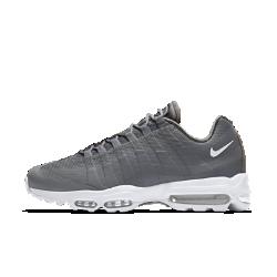 Мужские кроссовки Nike Air Max 95 Ultra EssentialМужские кроссовки Nike Air Max 95 Ultra Essential — это новая версия оригинала со сверхлегкой дышащей конструкцией.<br>