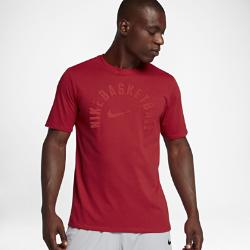Мужская баскетбольная футболка Nike Dry Core PracticeМужская баскетбольная футболка Nike Dry Core Practice из влагоотводящей ткани обеспечивает комфорт во время игры.<br>