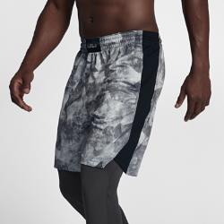 Мужские баскетбольные шорты Nike LeBron Elite 23 смМужские баскетбольные шорты Nike LeBron Elite 23 см из влагоотводящей ткани обеспечивают комфорт во время игры.<br>
