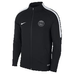 Мужская футбольная куртка Paris Saint-Germain Dry StrikeМужская футбольная куртка Paris Saint-Germain Dry Strike с эргономичным дизайном обеспечивает защиту и комфорт на трибунах или во время тренировки.<br>