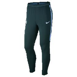 Мужские футбольные брюки Manchester City FC Dry StrikeМужские футбольные брюки Manchester City FC Dry Strike из эластичной влагоотводящей ткани обеспечивают свободу движений во время игры.<br>