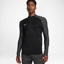 Мужская игровая футболка Nike AeroSwift Strike DrillМужская игровая футболка Nike AeroSwift Strike Drill из дышащей эластичной ткани обеспечивает охлаждение, позволяя не снижать скорость во время игры.<br>