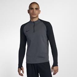 Мужская игровая футболка Nike Dri-FIT Squad DrillМужская игровая футболка Nike Dri-FIT Squad Drill из эластичной влагоотводящей ткани с рукавами покроя реглан обеспечивает комфорт и свободу движений на поле.<br>