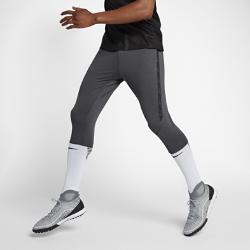 Мужские футбольные брюки 3/4 Nike Dry SquadМужские футбольные брюки 3/4 Nike Dry Squad из эластичной влагоотводящей ткани обеспечивают комфорт и свободу движений на поле.<br>