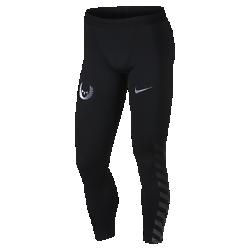 Мужские беговые тайтсы с графикой Nike Tech FlashМужские беговые тайтсы с графикой Nike Tech Flash созданы для максимальных результатов на каждой пробежке. Невероятно эластичная ткань Nike Power обеспечивает поддержку, а светоотражающая графика на штанинах делает тебя заметнее. Пояс без лишних деталей создает ощущение комфорта, даже если поверх тайтсов надеты шорты.  Абсолютная поддержка  Эластичная ткань Nike Power обеспечивает поддержку и свободу движений во время бега.  Отведение влаги  Технология Dri-FIT обеспечивает комфорт, отводя влагу на поверхность ткани, где она быстро испаряется.  Удобное хранение  Карман на молнии сзади справа защищает от влаги все содержимое — пластиковые карты, наличные, ключи или телефон.<br>