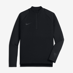 Игровая футболка для мальчиков школьного возраста Nike Dri-FIT Squad DrillИгровая футболка для мальчиков школьного возраста Nike Dri-FIT Squad Drill из влагоотводящей ткани обеспечивает комфорт.<br>
