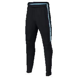 Футбольные брюки для мальчиков школьного возраста Nike Dry SquadФутбольные брюки для мальчиков школьного возраста Nike Dry Squad из эластичной влагоотводящей ткани обеспечивают свободу движений.<br>
