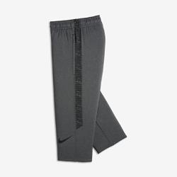 Футбольные брюки длиной 3/4 для мальчиков школьного возраста Nike Dry SquadФутбольные брюки длиной 3/4 для мальчиков школьного возраста Nike Dry Squad из эластичной влагоотводящей ткани обеспечивают комфорт и свободу движений на поле.<br>