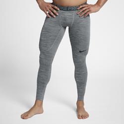 Мужские тайтсы для тренинга Nike ProМужские тайтсы для тренинга Nike Pro из влагоотводящей ткани обеспечивают абсолютный комфорт.<br>
