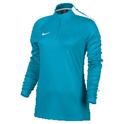 Женская игровая футболка Nike Academy DrillЖенская игровая футболка Nike Academy Drill из влагоотводящей ткани и дышащей сетки обеспечивает охлаждение и комфорт.<br>
