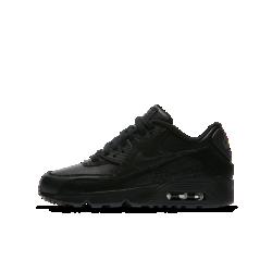 Кроссовки для школьников Nike Air Max 90 SE LeatherКроссовки для школьников Nike Air Max 90 SE Leather — новая версия легендарной оригинальной модели с прежним уровнем амортизации.<br>