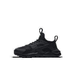 Кроссовки для дошкольников Nike Huarache UltraКроссовки для дошкольников Nike Huarache Ultra поднимают оригинальную модель на новый уровень комфорта с потрясающе легким амортизирующим пеноматериалом.<br>