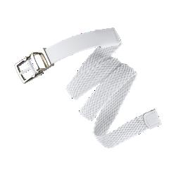 28%OFF!<ナイキ(NIKE)公式ストア>ナイキ ストレッチ ウーブン ウィメンズ ゴルフベルト 859644-100 ホワイト 30日間返品無料 / Nike+メンバー送料無料画像