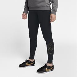 Женские леггинсы с эффектом металлик Nike SportswearЖенские леггинсы Nike Sportswear из мягкой эластичной ткани с эффектом металлик обеспечивают комфорт и свободу движений на весь день. Преимущества  Прилегающий крой повторяет изгибы тела для свободы движений Мягкая и эластичная смесовая ткань для комфорта  Информация о товаре  Состав: 57% хлопок/32% полиэстер/11% спандекс Машинная стирка Импорт<br>