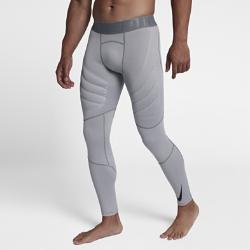 Мужские тайтсы для тренинга Nike Pro AeroLoftМужские тайтсы для тренинга Nike Pro AeroLoft обеспечивают вентиляцию и защиту от холода для тепла и комфорта во время тренировок в холодную погоду.<br>