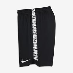 Футбольные шорты для мальчиков школьного возраста Nike Dri-FIT SquadФутбольные шорты для мальчиков школьного возраста Nike Dri-FIT Squad из влагоотводящей ткани обеспечивают комфорт во время игры.<br>