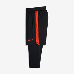 Футбольные шорты для мальчиков школьного возраста Nike Dry Neymar Squad 2-in-1Футбольные шорты для мальчиков школьного возраста Nike Dry Neymar Squad 2-in-1 из влагоотводящей ткани с вшитыми тайтсами длиной 3/4 обеспечивают оптимальную защиту и комфорт во время игры.<br>