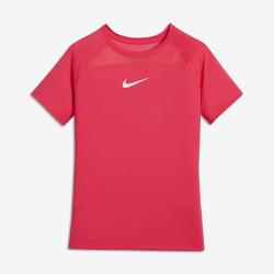 Беговая футболка для девочек школьного возраста Nike DryБеговая футболка для девочек школьного возраста Nike Dry из эластичной влагоотводящей ткани обеспечивает комфорт и свободу движений от старта до финиша.<br>
