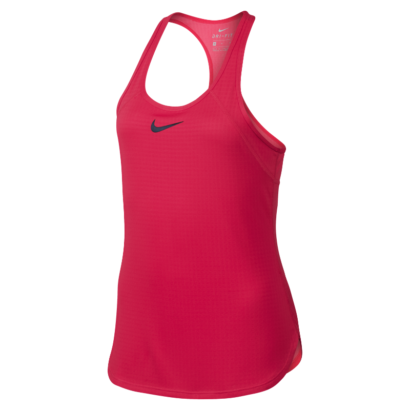 Nike Dry Slam Older Kids' (Girls') Tennis Tank