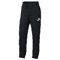 Брюки для девочек школьного возраста Nike Sportswear Tech FleeceЛегкие брюки для девочек школьного возраста Nike Sportswear Tech Fleece с зауженным силуэтом обеспечивают комфорт на каждый день.<br>