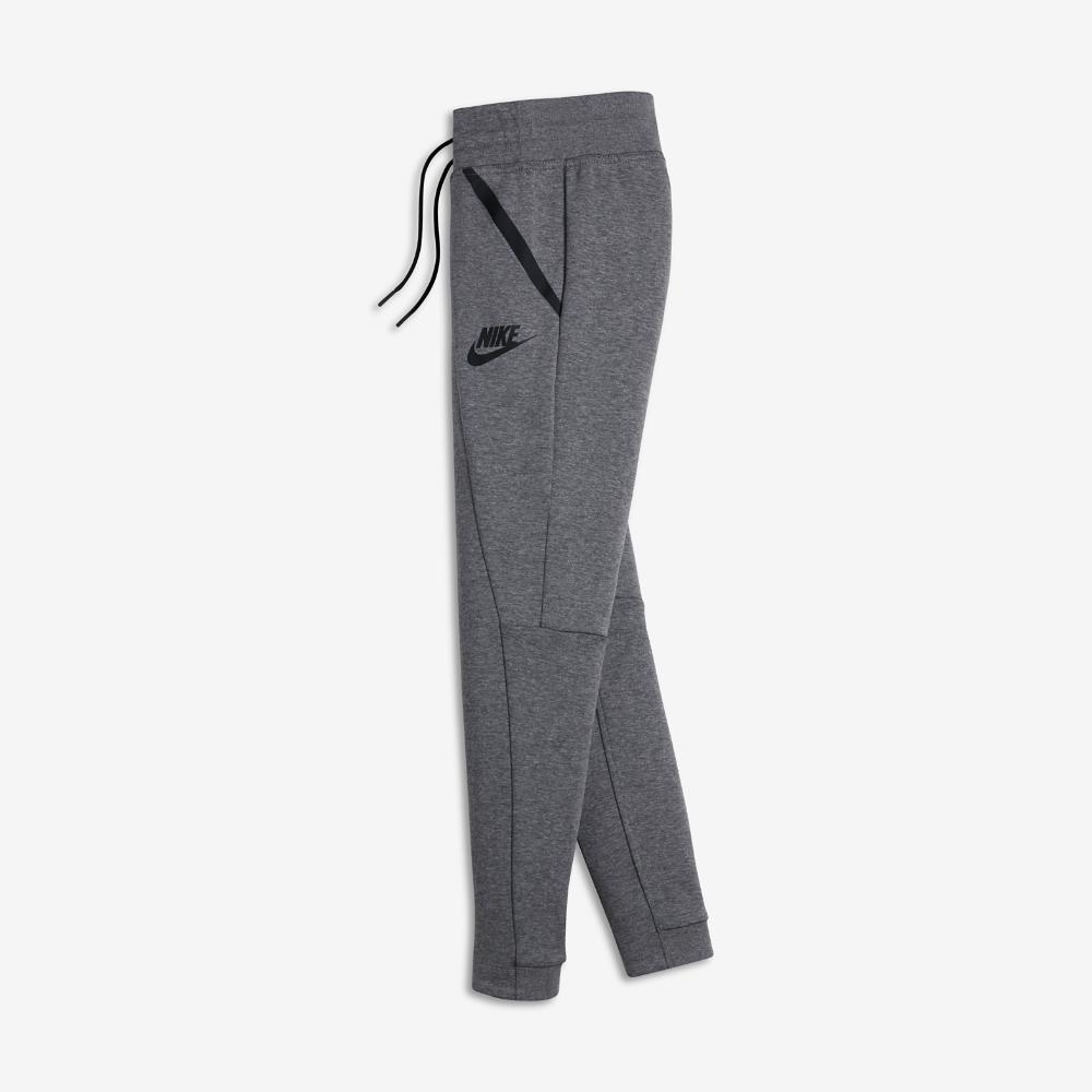 bc42231da0130 Nike Sportswear Tech Fleece Big Kids' (Girls') Pants Size Medium (Grey) -  Clearance Sale