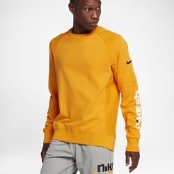 Мужская футболка с длинным рукавом Nike SB EverettМужская футболка с длинным рукавом Nike SB Everett обеспечивает безграничную свободу движения благодаря анатомическим швам на рукавах. Удлиненная сзади нижняя кромка защищает поясницу при наклонах.<br>
