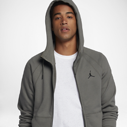 Jordan Lifestyle Wings Fleece Men's Full-Zip Hoodie