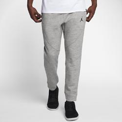 Мужские флисовые брюки Jordan Sportswear WingsМужские флисовые брюки Jordan Sportswear Wings из мягкого флиса френч терри обеспечивают тепло и комфорт.<br>