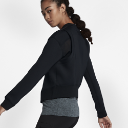 Женская куртка для тренинга Nike Therma Sphere MaxЖенская куртка для тренинга Nike Therma Sphere Max из легкой термоткани со вставками из сетки для вентиляции обеспечивает тепло и комфорт во время тренировок на улице.<br>