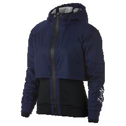 Женская куртка для тренинга Nike Therma Shield 2-in-1Женская куртка для тренинга Nike Therma Shield 2-in-1 с водоотталкивающим внешним слоем и теплоизолирующим внутренним слоем обеспечивает оптимальную защиту во время пробежки.<br>