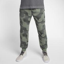 Мужские флисовые брюки Jordan Sportswear P51 FlightМужские флисовые брюки Jordan Sportswear P51 Flight из мягкой ткани френч терри обеспечивают тепло и комфорт.<br>