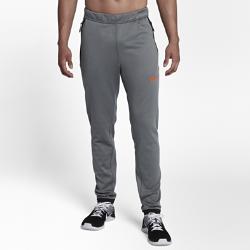 Мужские брюки для тренинга Nike Therma-Sphere MaxМужские брюки для тренинга Nike Therma-Sphere Max из влагоотводящей термоткани обеспечивают тепло и комфорт во время тренировок в холодную погоду.<br>
