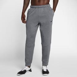 Мужские брюки для тренинга Nike Therma SphereМужские брюки для тренинга Nike Therma Sphere из термоткани с зауженным кроем обеспечивают идеальную посадку и тепло.<br>