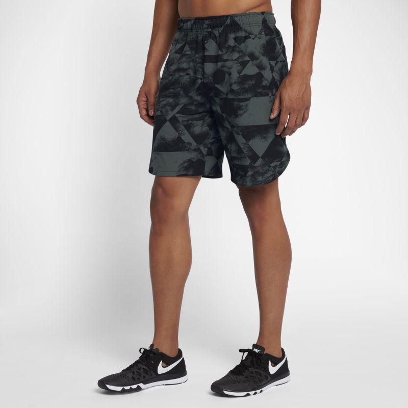 Nike Flex Men's 8(20.5cm approx.) Training Shorts - Green