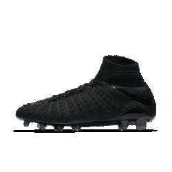 Футбольные бутсы для игры на твердом грунте Nike Hypervenom Phantom 3 DFФутбольные бутсы для игры на твердом грунте Nike Hypervenom Phantom 3 DF, созданные для атакующих игроков, позволяют быстро менять направление движения на полях с короткой травой и обеспечивают более высокую скорость удара.<br>
