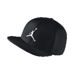 Бейсболка с застежкой Jordan Jumpman SnapbackБейсболка Jordan Jumpman Snapback с регулируемой застежкой дополнена фирменными элементами.<br>