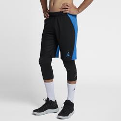 Мужские баскетбольные шорты Jordan FlightМужские баскетбольные шорты Jordan Flight из влагоотводящей ткани Dri-FIT с надежной и удобной посадкой позволяют полностью раскрыть свой потенциал в игре.  Свобода движений  Шорты с разрезом в нижней кромке и длиной до колена обеспечивают свободу движений и комфорт во время игры.  Надежная посадка  Нескользящий эластичный пояс с внутренним шнурком обеспечивает надежную посадку для абсолютной концентрации.  Комфорт  Технология Dri-FIT отводит влагу с поверхности кожи, обеспечивая комфорт.<br>