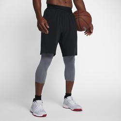 Мужские баскетбольные шорты Jordan Ultimate FlightМужские баскетбольные шорты Jordan Ultimate Flight из эластичной влагоотводящей ткани Dri-FIT со вставками из сетки в ключевых зонах обеспечивают охлаждение, комфорт и свободудвижений во время игры.<br>
