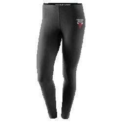 Женские тайтсы НБА Chicago Bulls Nike Leg-A-SeeЖенские тайтсы НБА Chicago Bulls Nike Leg-A-See из мягкой эластичной ткани с влагоотводящей технологией Dri-FIT обеспечивают комфорт, демонстрируя поддержку любимой команды. Преимущества  Эластичная ткань джерси и бесшовные вставки по бокам для абсолютного комфорта Технология Dri-FIT отводит влагу и обеспечивает комфорт Эластичный пояс для надежной посадки  Информация о товаре  Состав: 57% хлопок/32% полиэстер/11% спандекс Машинная стирка Импорт<br>